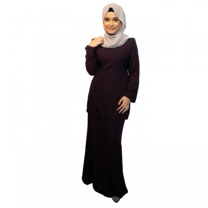 BAJU KURUNG PLAIN (BF FRIENDLY)
