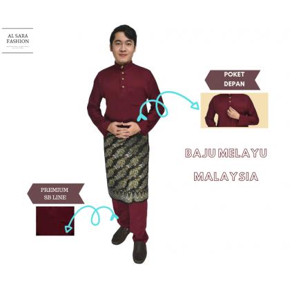 BAJU MELAYU MALAYSIA